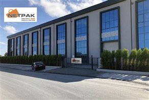 Netpak Ambalaj in its New Production Facility