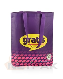 Gratis Laminated Bag