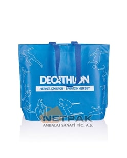 Decathlon Ultrasonic Nonwoven Bag