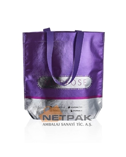 Morfose Metalized Nonwoven Bag